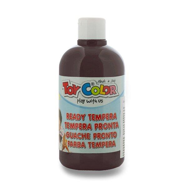 Temperová barva Ready Tempera - 500 ml hnědá