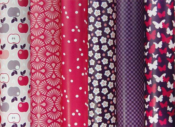 Balicí papír Alliance Pink Life 2 x 0,7 m, mix barev