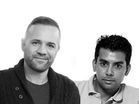 Thomas Lykke & Ayush Kasliwal
