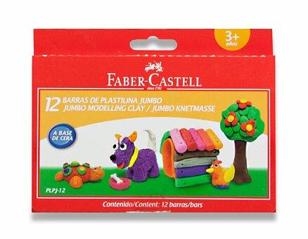 Obrázek produktu Modelovací hmota Faber-Castell - 12 barev