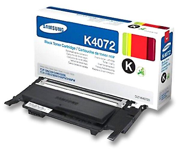 Toner Samsung CLT-K4072S pro laserové barevné tiskárny black (černý)