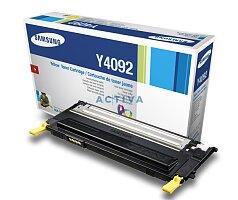Toner Samsung CLT-Y4092S pro laserové tiskárny