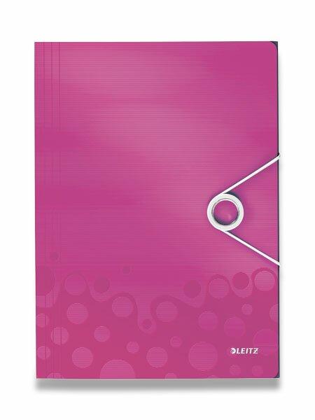 Spisové desky Wow růžové