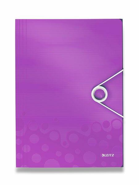 Spisové desky Wow fialové