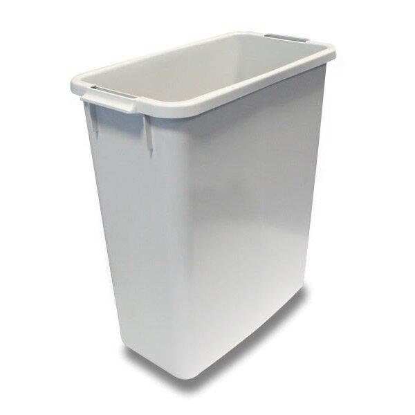 Velkoobjemový koš Durable šedý