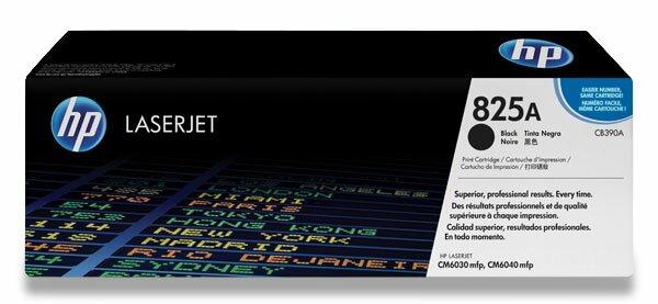 Toner HP CB390A pro laserové barevné tiskárny