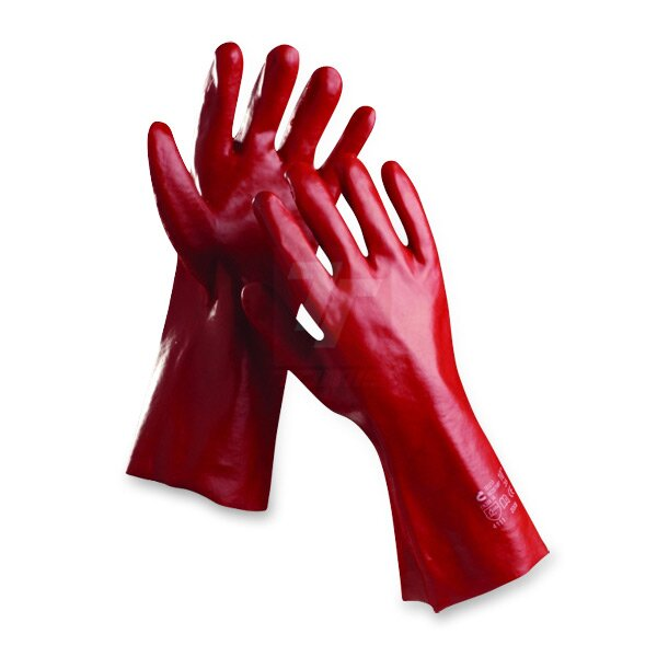 Gumové rukavice Redstar 6035 velikost 10