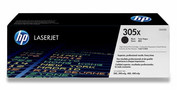 Toner HP CE410X pro laserové tiskárny black (černá)