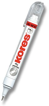 Obrázek produktu Opravný lak v tužce Kores Metal Tip - 10 g