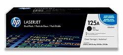 Toner HP CB540AD dual pack pro laserové tiskárny