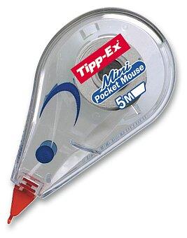 Obrázek produktu Korekční strojek Tipp-Ex Mini Pocket Mouse - 5 mm x 5 m