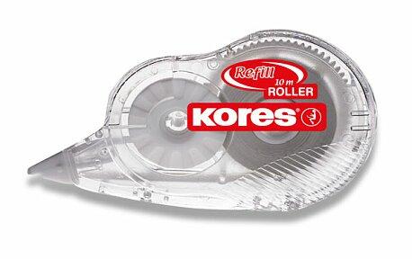 Obrázek produktu Korekční strojek Kores Refill Roller - 4,2 mm x 10 m