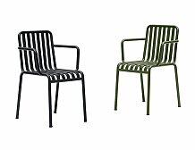 Židle s područkami Hay Palissade Arm Chair