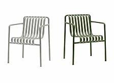 Židle s područkami Hay Palissade Dining Arm Chair