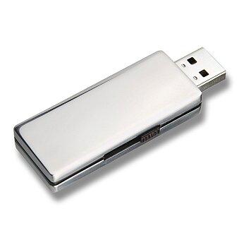 Obrázek produktu USB Flash disk s velkou plochou pro tisk, velikost 2 GB