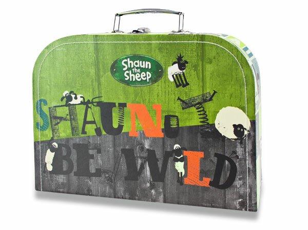 Kufřík Ovečka Shaun 30 x 18 x 9 cm
