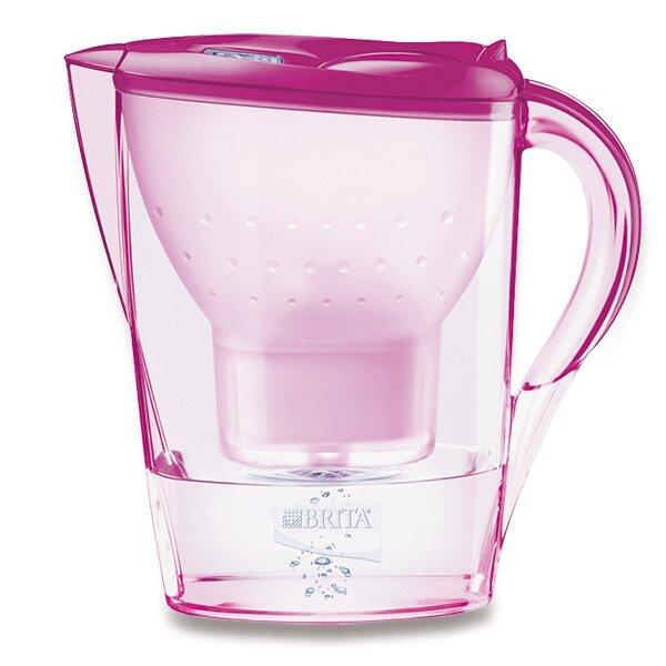 Filtrační konvice Brita Marella Cool Memo tulip pink
