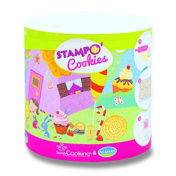 Razítka na sušenky StampoCookies sada 6 ks