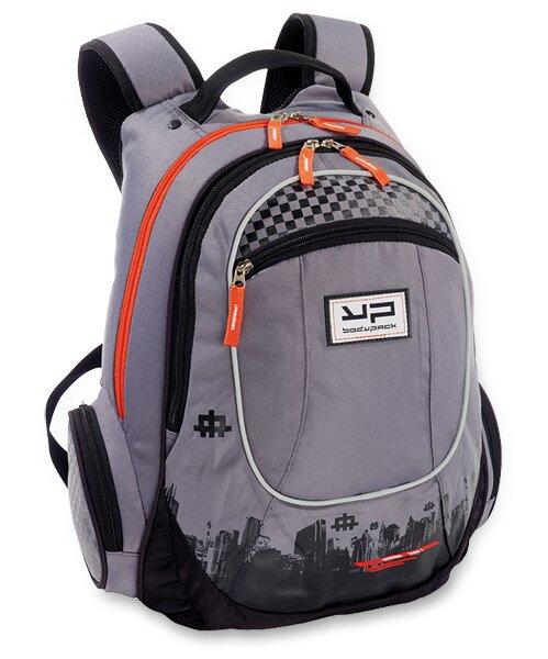 Batoh YP Bodypack City 28 l, šedý