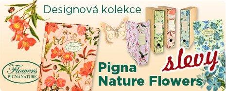 Pigna nature flowers