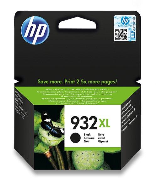 Cartridge HP CN053AE XL pro inkoustové tiskárny black (černý)