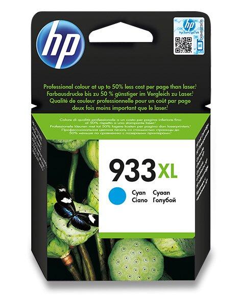 Cartridge HP CN054AE XL pro inkoustové tiskárny cyan (modrý)