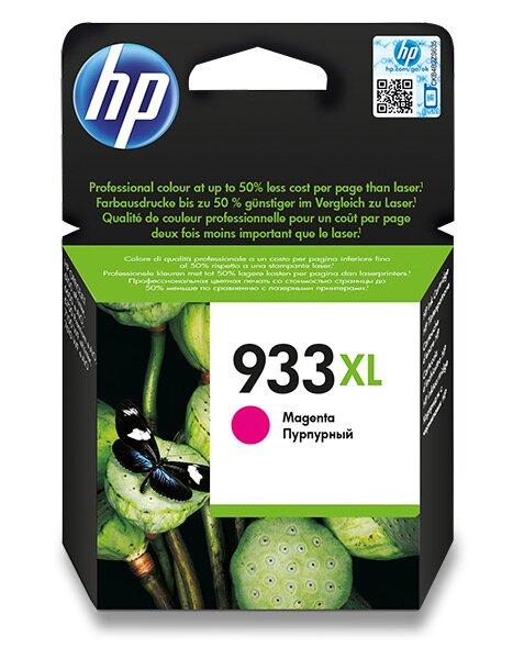 Cartridge HP CN055AE XL pro inkoustové tiskárny magenta (červená)