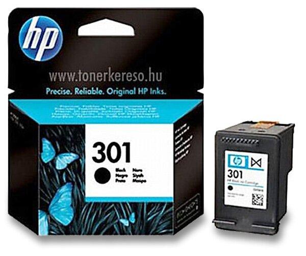 Cartridge HP CH561EE č. 301 pro inkoustové tiskárny black (černý)