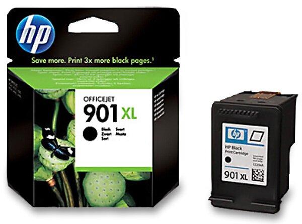 Cartridge HP CC654AE č. 901 XL pro inkoustové tiskárny black (černý)