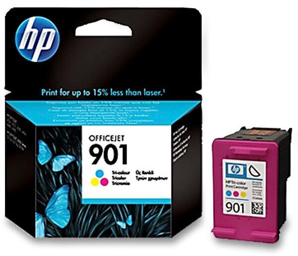 Cartridge HP CC656AE - color č. 901 (barevná) pro inkoustové tiskárny color (barevná)