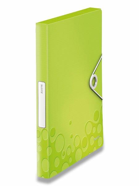 Box na dokumenty Wow - A4 zelený