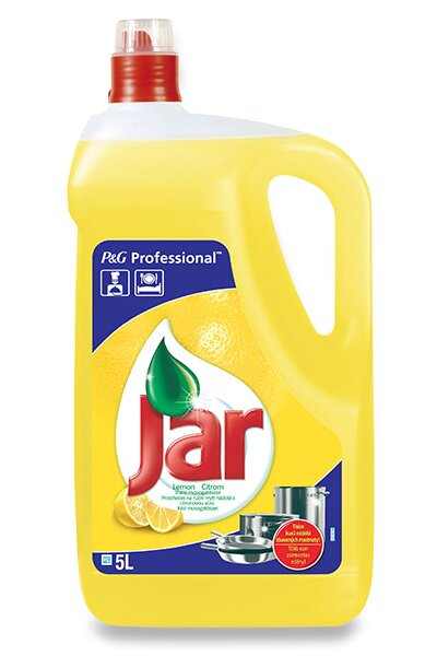 Prostředek na mytí nádobí Jar Expert 5 l