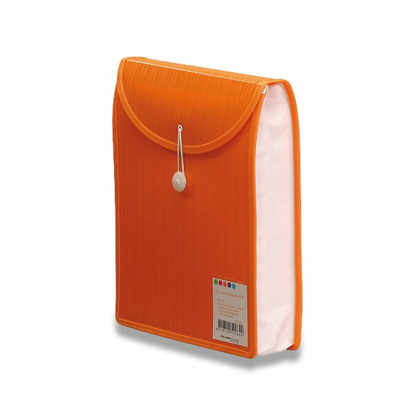 Aktovka na dokumenty Color Barkode oranžová