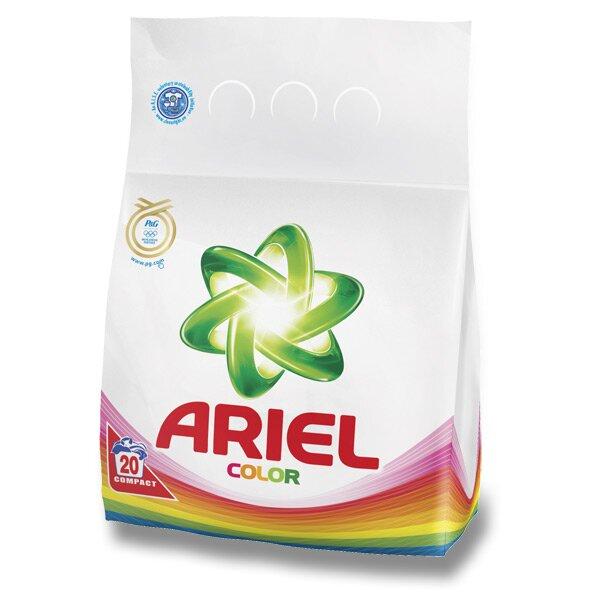 Prací prostředek Ariel Color 20 dávek