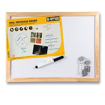 Obrázek produktu Magnetická tabule Bi-Office - výběr rozměru
