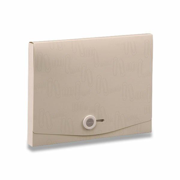 Box na dokumenty I Clip - A4 bílý