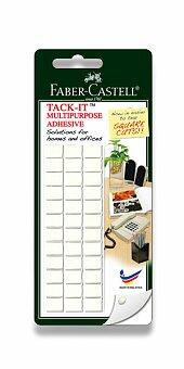 Obrázek produktu Lepicí guma Faber-Castell Tack-It - 20 g, 33 ks