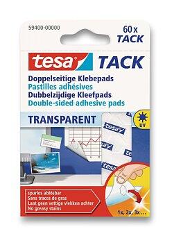 Obrázek produktu Oboustranně lepicí výseky Tesa Tack - 60 ks