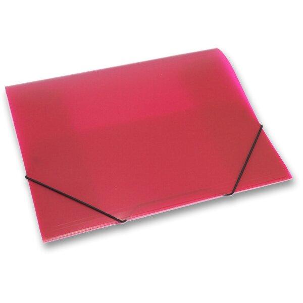 Spisové desky Foldermate červené