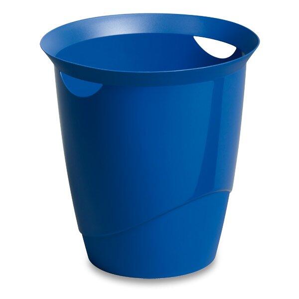 Odpadkový koš Durable Trend modrý
