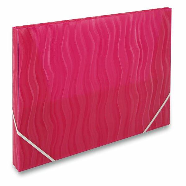 Box na dokumenty FolderMate Vertical červený