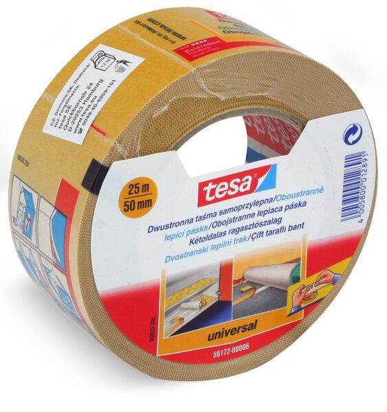 Oboustranná kobercová lepící páska Tesa Double Face 25 m