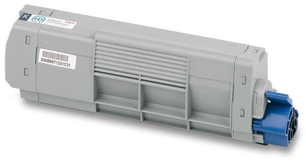 Toner OKI C610 pro laserové tiskárny black (černý)
