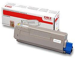 Toner OKI C610 pro laserové tiskárny