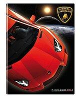 Školní sešit Pigna Lamborghini
