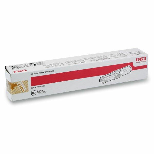 Toner OKI C510 / C530 pro laserové tiskárny cyan (modrý)
