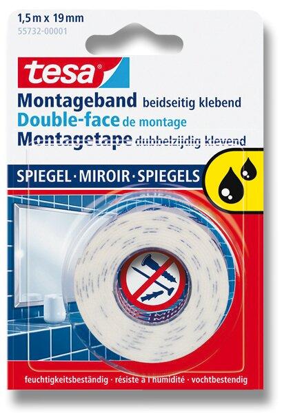 Oboustranná montážní páska Tesa Montagetape 19 mm x 1,5 m