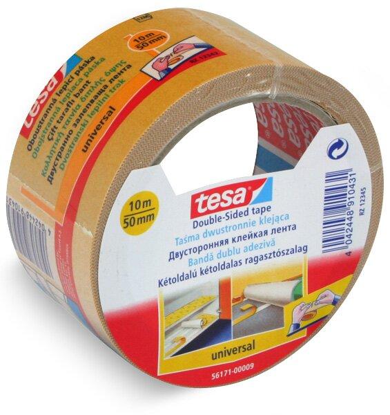 Oboustranná kobercová lepící páska Tesa Double Face 10 m