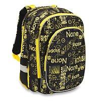 Školní batoh Ergo Junior Typo
