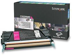 Toner Lexmark C5220MS pro laserové tiskárny